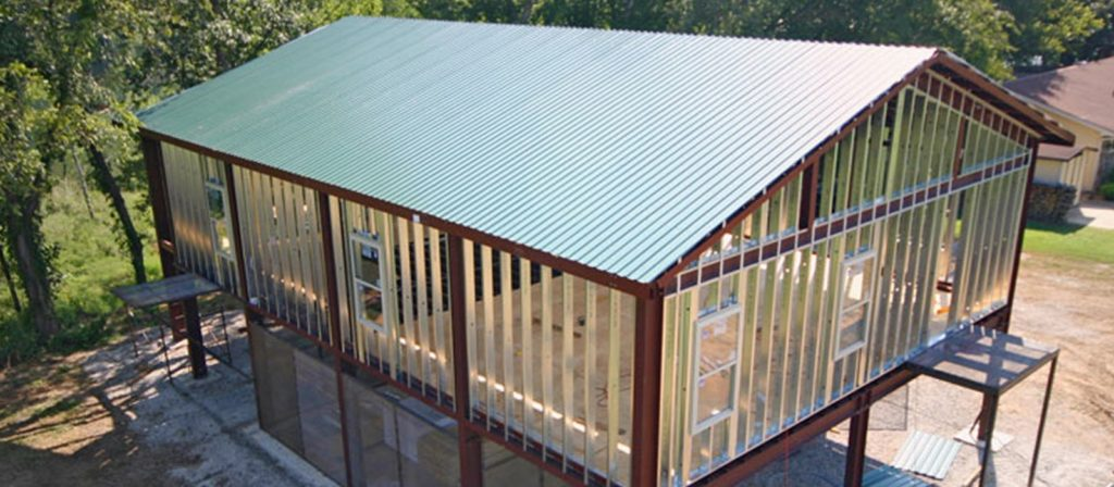 Utilize Steel Sheds for Storage